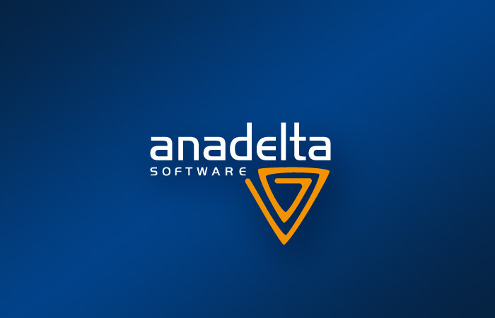 Anadelta Software - logo design