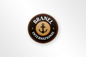 Branel International - logo design
