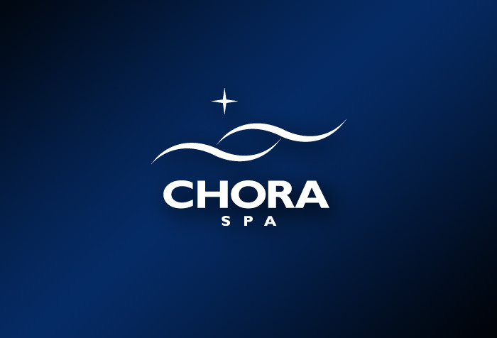 Chora Spa - logo design
