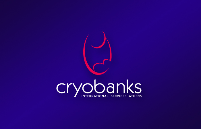 Cryobanks IASO - logo design