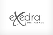"""Exedra Ios"" logo design"