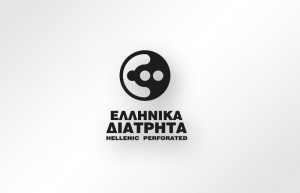 Hellenic Perforatetd - logo design