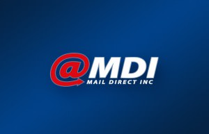 MDI Chicago Couriers - logo design