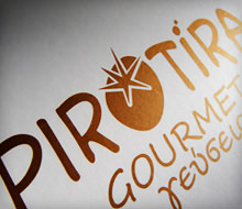 Pirotira Restaurant - Logo and Menu Design