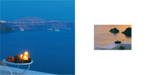 Katikies Santorini - formal brochure design