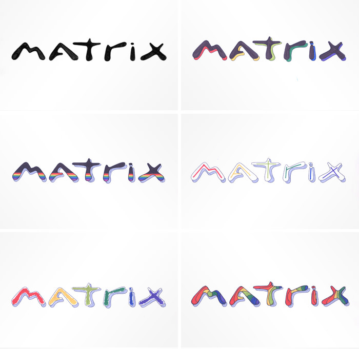 Matrix Prepress - logo design