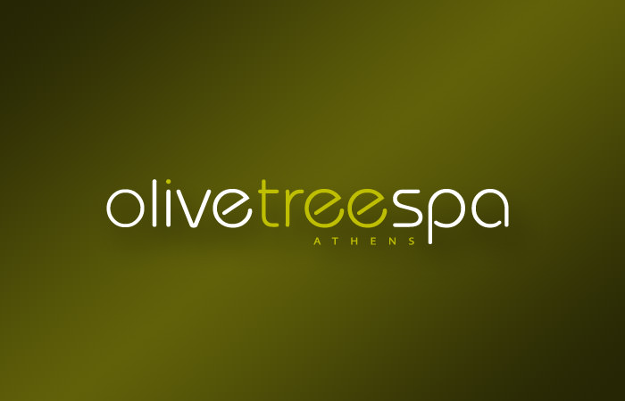Olive Tree Spa - logo design
