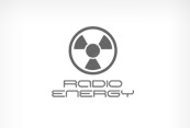 Internet Radio Energy - logo design