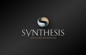 Synthesis Multi-Asset Architecture - logo design