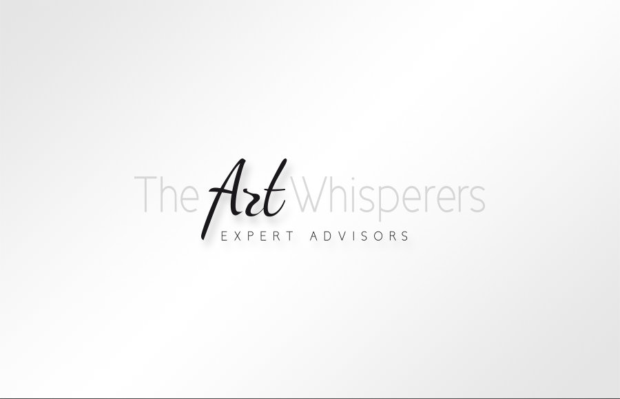 THE ART WHISPERERS logo design