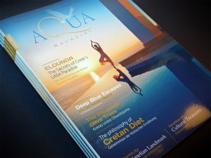 """AQUA"" Aquila Hotels & Resorts magazine"