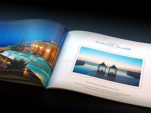 Aquila Hotels & Resorts formal company brochure