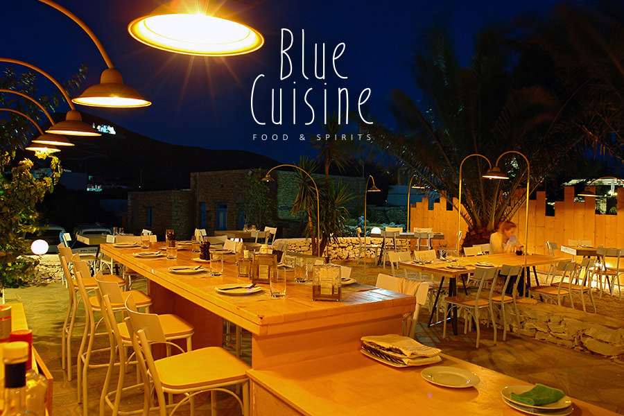 BLUE-CUISINE-Restaurant-logo-design