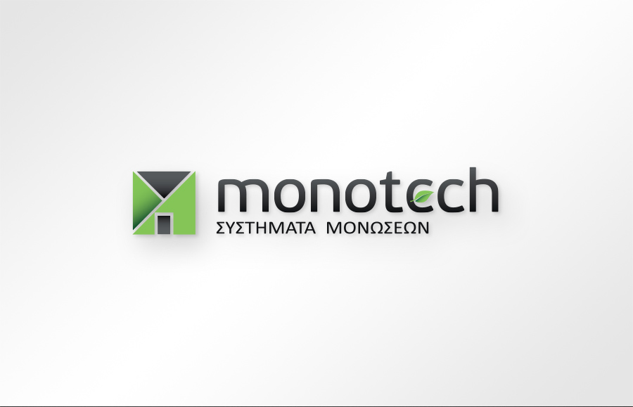 MONOTECH draft logo design