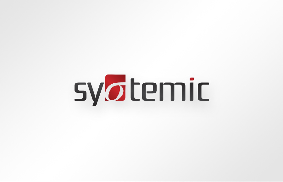 SYSTEMIC logo design