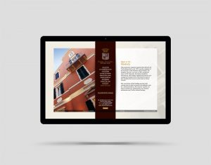 Siorra Vittoria - Corfu website design and construction