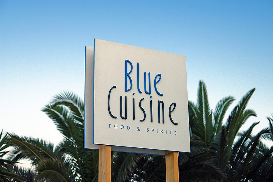 Blue-Cuisine-sign